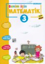 3. Sınıf Tüm Dersler Benim için Çek Kopar Set 4 Kitap Berkay Yayınları