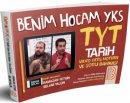 2019 YKS-TYT Tarih Video Ders Notları ve Soru Bankası Ramazan Yetgin Selami Yalçın Benim Hocam Yayınları