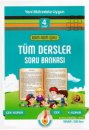 4. Sınıf Tüm Dersler Soru Bankası Bilal Işıklı Yayınları