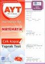 Bulut Eğitim ve Kültür Yayınları AYT Matematik Çek Kopart Yaprak Test