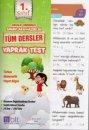 1.Sınıf Tüm Dersler Yaprak Test Bulut Eğitim Yayınları