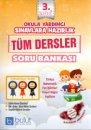 3.Sınıf Tüm Dersler Soru Bankası Bulut Eğitim Yayınları