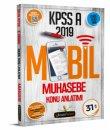 2019 KPSS A Grubu Muhasebe Mobil Konu Anlatımı Beyaz Kalem Yayınları