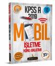 2019 KPSS A Grubu İşletme Mobil Konu Anlatımı Beyaz Kalem Yayınları
