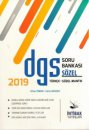 2019 DGS Türkçe Sözel Mantık Soru Bankası İntibak Yayınları