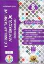 8. Sınıf T.C. İnkılap Tarihi ve Atatürkçülük Soru Bankası Bilal Işıklı Yayınları