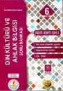 6. Sınıf Din Kültürü ve Ahlak Bilgisi Soru Bankası Bilal Işıklı Yayınları