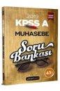 2019 KPSS A Muhasebe Soru Bankası Beyaz Kalem Yayınları