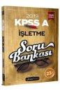 2019 KPSS A İşletme Soru Bankası Beyaz Kalem Yayınları