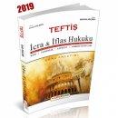 2019 KPSS A Grubu Teftiş İcra ve İflas Hukuku Konu Anlatımı Kamu Park Yayınları