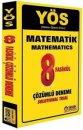 YÖS Matematik 8 Fasikül Deneme Tasarı Yayınları