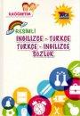 Resimli İngilizce Türkçe - Türkçe İngilizce Sözlük Açı Yayınları