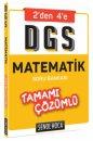DGS Matematik Tamamı Çözümlü Soru Bankası Şenol Hoca Yayınları