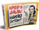 2019 KPSS A Grubu Makro İktisat Video Ders Notları Mesut Güzelli Benim Hocam Yayınları