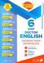 6. Sınıf Doctor English Kazanım Takip Denemeleri KVA Yayınları