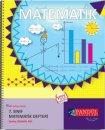 7. Sınıf Matematik Defteri Pandül Yayınları