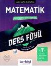 7. Sınıf Matematik Konu Özetli Soru Bankası Tambilgi Yayınları