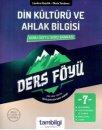 7. Sınıf Din Kültürü ve Ahlak Bilgisi Konu Özetli Soru Bankası Tambilgi Yayınları