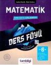 6. Sınıf Matematik Konu Özetli Soru Bankası Tambilgi Yayınları