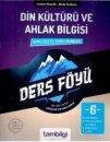 6. Sınıf Din Kültürü ve Ahlak Bilgisi Konu Özetli Soru Bankası Tambilgi Yayınları