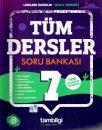 7. Sınıf Tüm Dersler Soru Bankası Tambilgi Yayınları