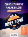 5. Sınıf Din Kültürü ve Ahlak Bilgisi Konu Özetli Soru Bankası Tambilgi Yayınları