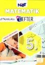 5. Sınıf Matematik Etkinlikli Bi Defter BiNot Yayınları