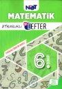 6. Sınıf Matematik Etkinlikli Bi Defter BiNot Yayınları