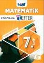 7. Sınıf Matematik Etkinlikli Bi Defter BiNot Yayınları