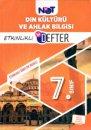 7. Sınıf Din Kültürü ve Ahlak Bilgisi Etkinlikli Bi Defter BiNot Yayınları