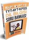 2019 TYT-AYT-KPSS Dil Bilgisi Çözümlü Soru Bankası Kadir Gümüş Benim Hocam Yayınları