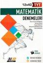 Hız ve Renk  TYT Matematik 12 x 40 Denemeleri