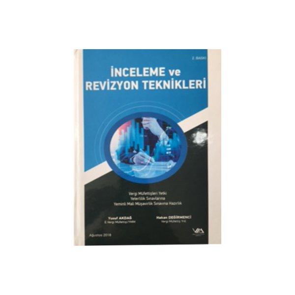 İnceleme ve Revizyon Teknikleri Vergi Müfettişleri Derneği