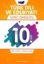 10. Sınıf Türk Dili ve Edebiyatı Soru Bankası BiNot Yayınları
