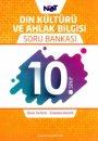 10. Sınıf Din Kültürü ve Ahlak Bilgisi Soru Bankası BiNot Yayınları