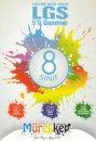 8. Sınıf LGS 5'li Deneme Mürekkep Yayınları