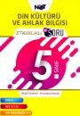 5. Sınıf Din Kültürü ve Ahlak Bilgisi Etkinlikli Bi Soru BiNot Yayınları