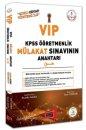 VİP KPSS Öğretmenlik Mülakat Sınavının Anahtarı Yargı Yayınları
