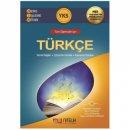 YKS Türkçe Ders İşleme Kitabı Nitelik Yayınları