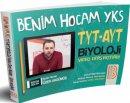 YKS TYT AYT Biyoloji Video Ders Notları Benim Hocam Yayınları
