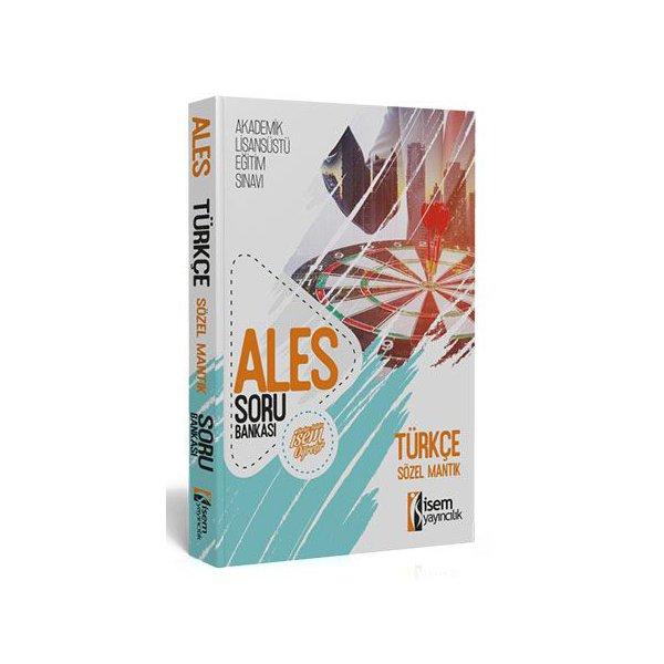 2019 ALES Türkçe Sözel Mantık Tamamı Çözümlü Soru Bankası İsem Yayıncılık