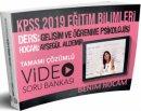 2019 KPSS Eğitim Bilimleri Gelişim ve Öğrenme Psikolojisi Video Soru Bankası Ayşegül Aldemir Benim Hocam Yayınları