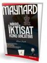 Maynard Mikro İktisat Konu Anlatımı Pelikan Yayınları