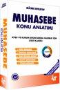 KPSS A Grubu Muhasebe Konu Anlatımı Alican Dotletov 7. Baskı 4T Yayınları