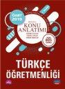 2019 ÖABT Türkçe Öğretmenliği Detaylı Konu Anlatımı Nobel Sınav Yayınları