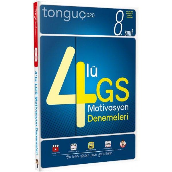 Tonguç LGS 4'lü Motivasyon Denemeleri