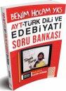 YKS-AYT Türk Dili ve Edebiyatı Soru Bankası Kadir Gümüş Benim Hocam Yayınları
