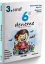 3. Sınıf 6 Deneme Mürekkep Yayınları