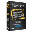 2019 KPSS A Grubu Hukuk Açıklamalı Soru Bankası Monopol Yayınları