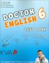 6. Sınıf Doctor English Test Book KVA Yayınları